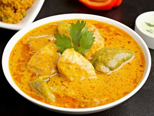 Chicken Afghani Korma