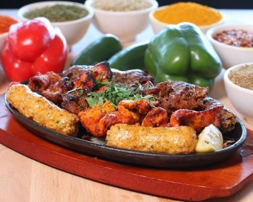 Mixed BBQ Platter