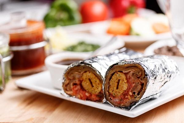 Beef Kabab Roll