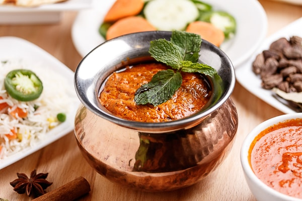 Butter Chicken Handi