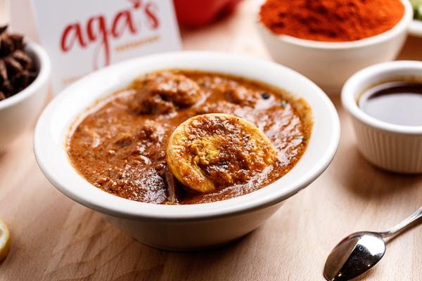 Aga's Chicken Masala