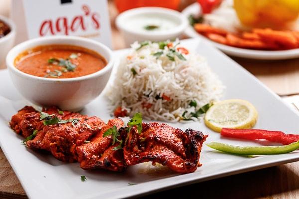 Chicken Bihari Rice Combo