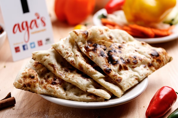 Regular Naan