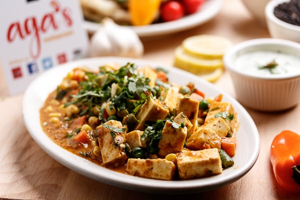 Paneer Vegetable Masala