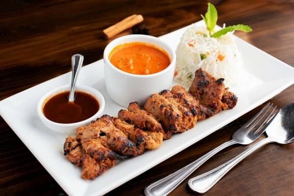 Beef Bihari Rice Combo