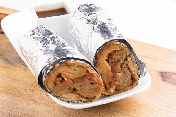 Beef Bihari Roll