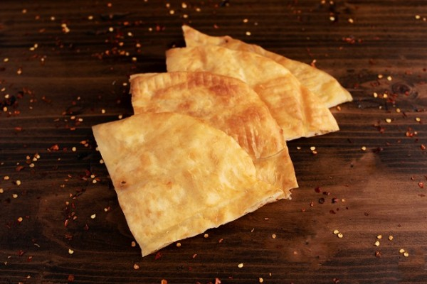 Fried Paratha